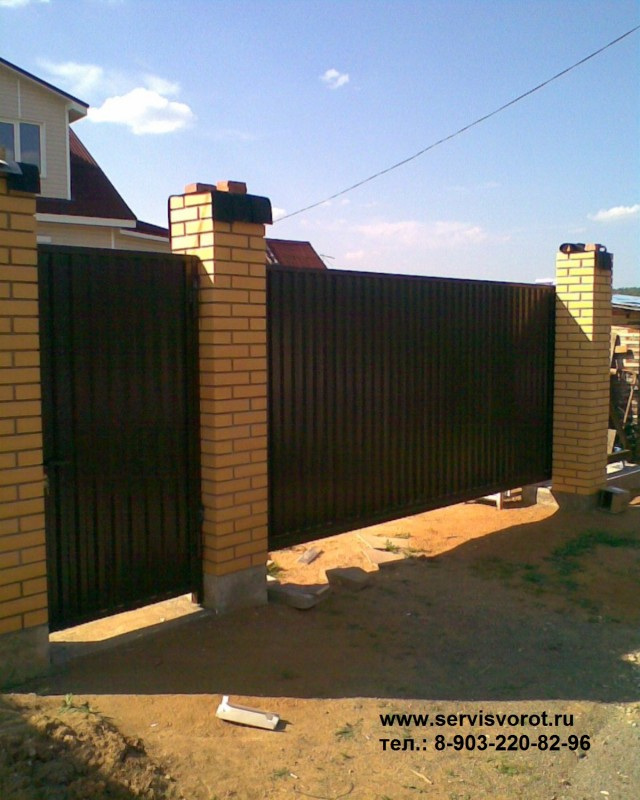 Подъемные ворота для гаража цена в Капустино